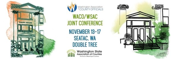WSAC/WACO Joint Conference Save the Date