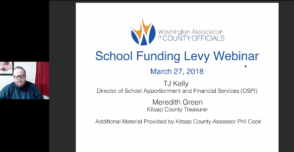 school funding webinar march 2018